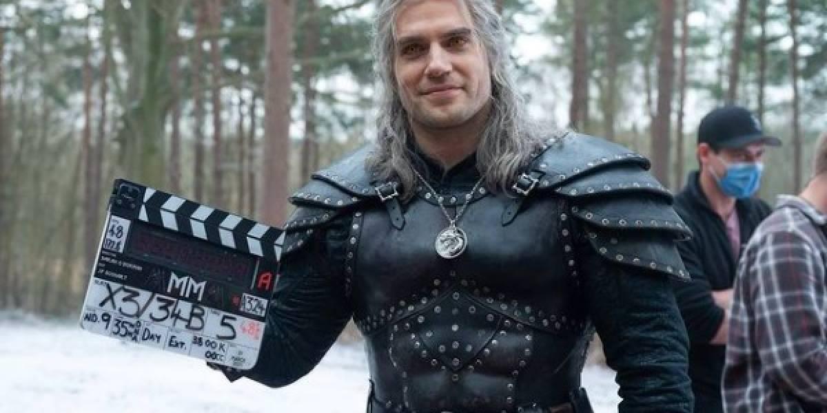 Revelan hasta qué momento estará Henry Cavill como protagonista de The Witcher