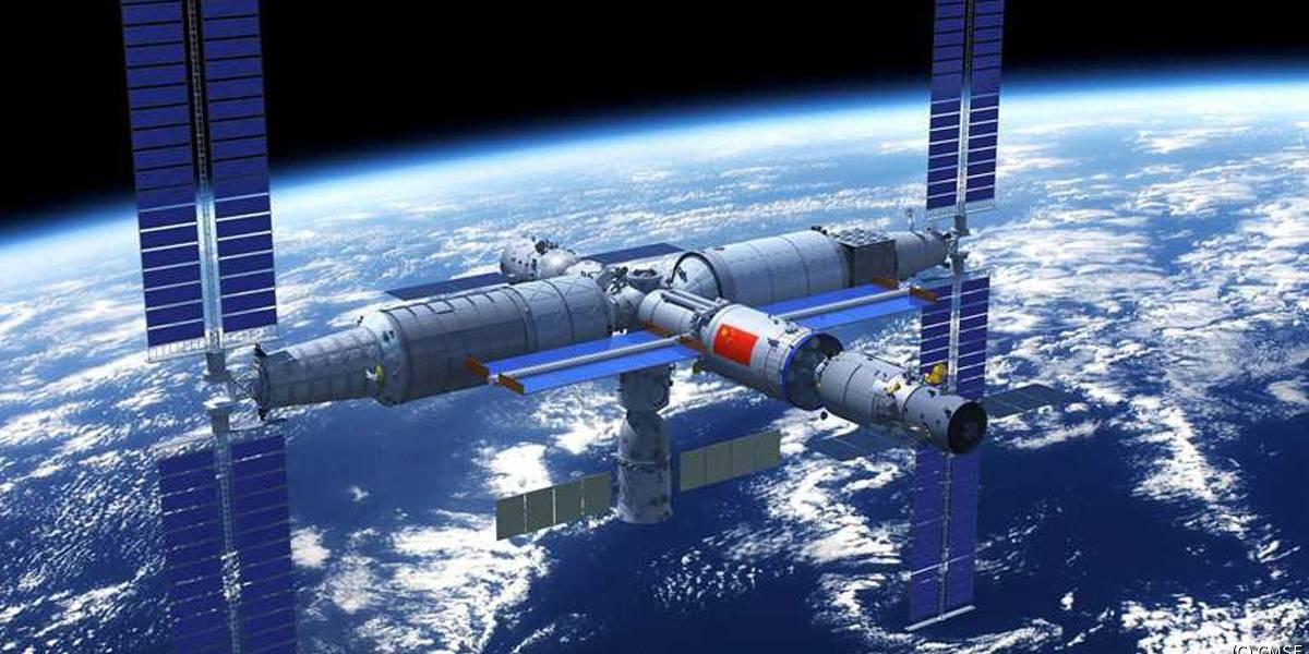 Nueva estación espacial china pasará esta noche sobre Puerto Rico
