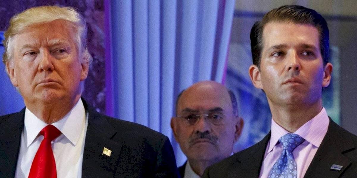Acusados de fraude fiscal compañía de Donald Trump y su director financiero