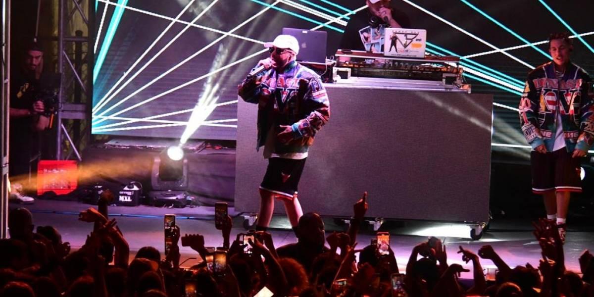 Yandel y Tainy estrenan su 'Deja Vu' en party sorpresa en San Juan