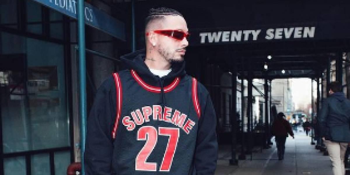 J Balvin lanza 'In Da Ghetto' con Skrillex y el tiktoker Khaby aparece en la portada