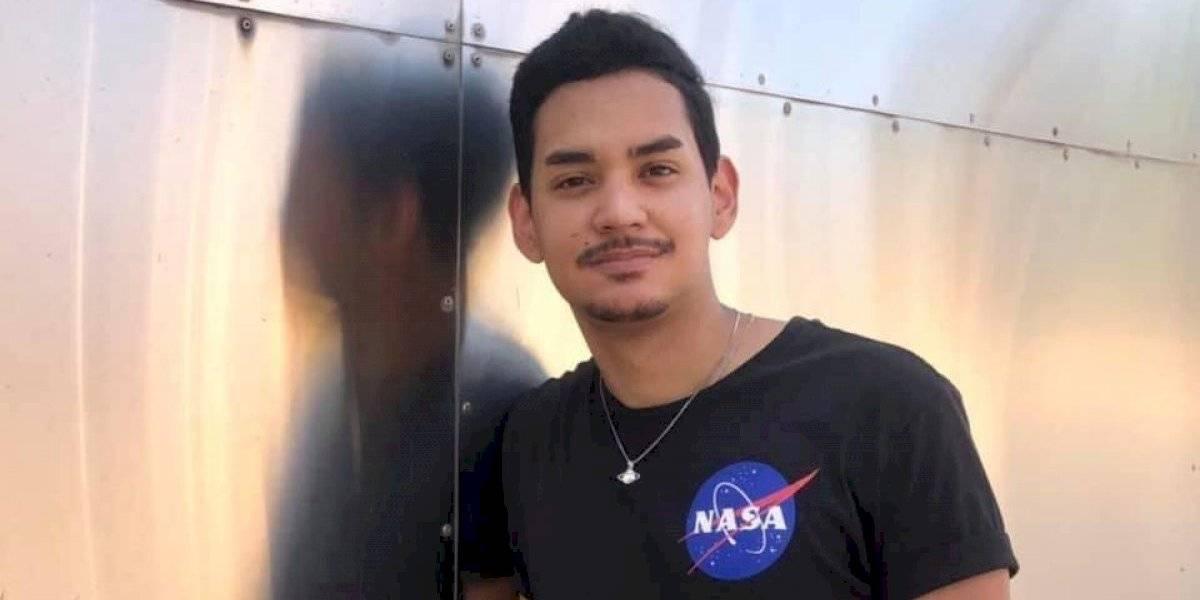 Estudiante de la UPR llega a la NASA