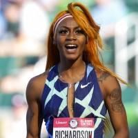 Richardson queda fuera del equipo de Estados Unidos tras positivo a marihuana