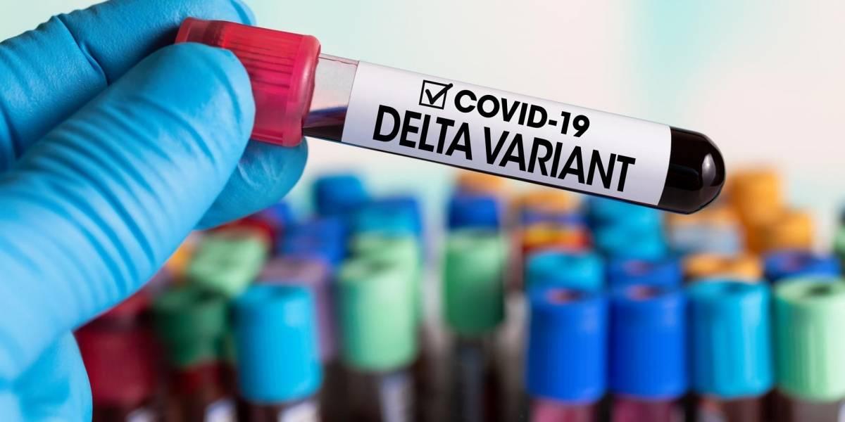 Variante delta de COVID-19 y cómo afecta a los niños