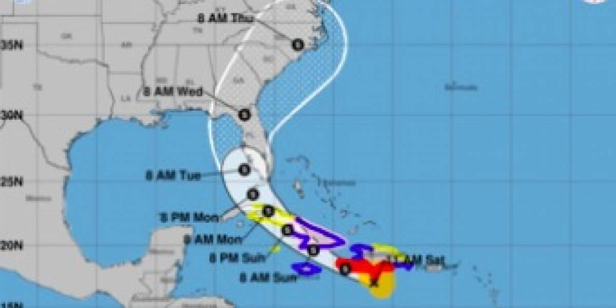 Elsa se degrada de huracán a tormenta tropical rumbo a Haití