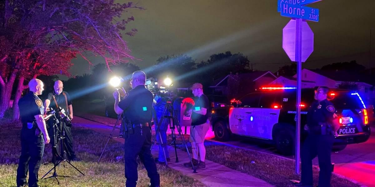 Tiroteo en Texas deja ocho personas heridas