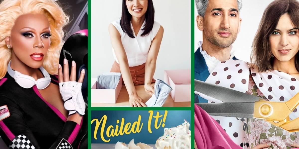 Los cinco mejores realities estadounidenses que puedes ver en Netflix