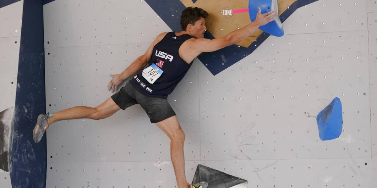 La escalada se estrena como deporte olímpico en Tokio