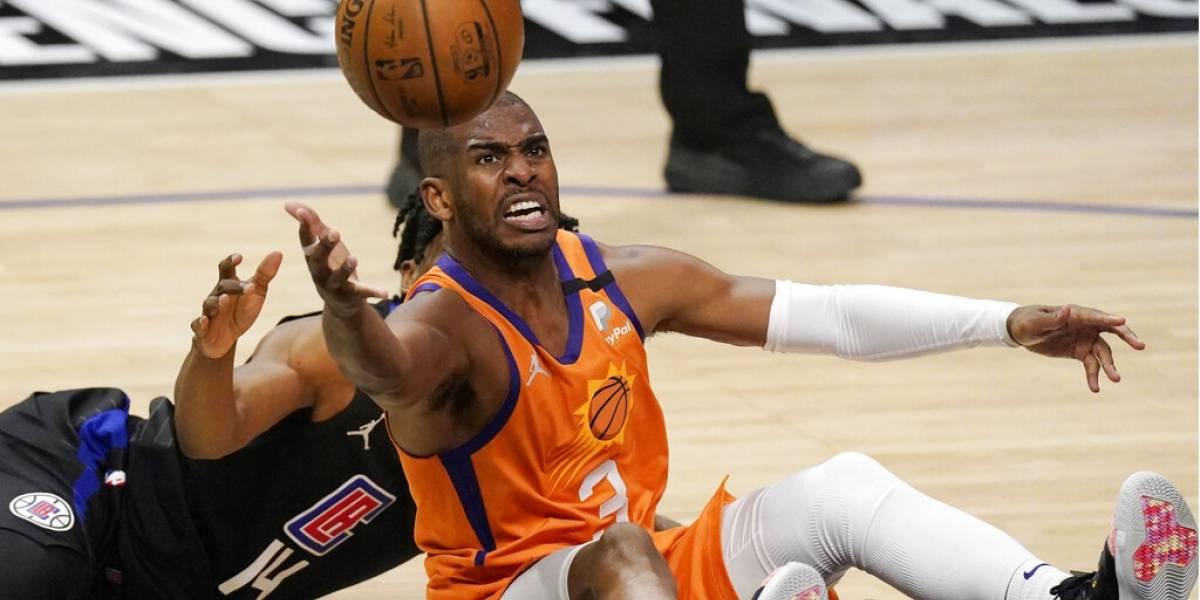 Finalmente, los Bucks y Suns están en las Finales de la NBA