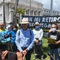 Instan al gobierno a cuestionar constitucionalidad de Ley Promesa para defender Ley de Retiro Digno