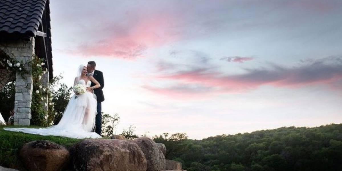 Fotos: Así fue la boda de Gwen Stefani y Blake Shelton
