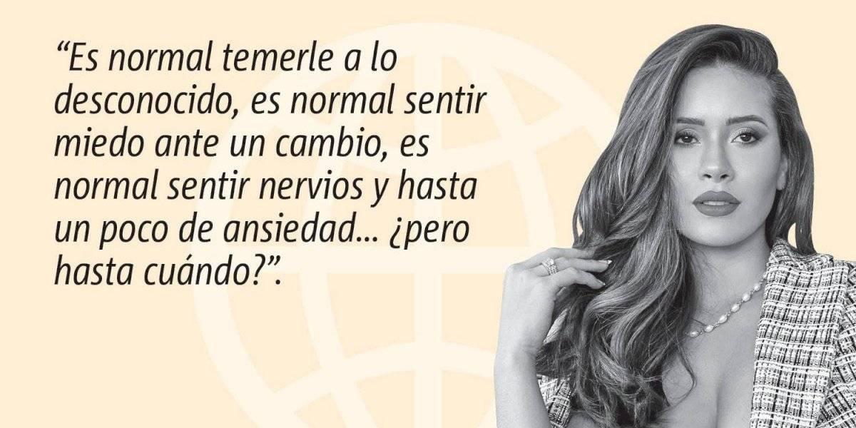 Opinión de Danna Hernández: ¿Cuánto pierdes por miedo a perder?