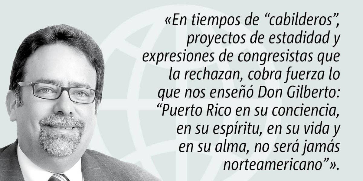 Opinión de Denis Márquez: Don Gilberto Concepción de Gracia
