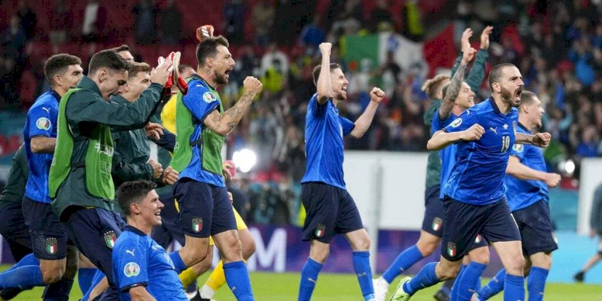 Italia derrota a España en penales y pasa a la final del Campeonato Europeo