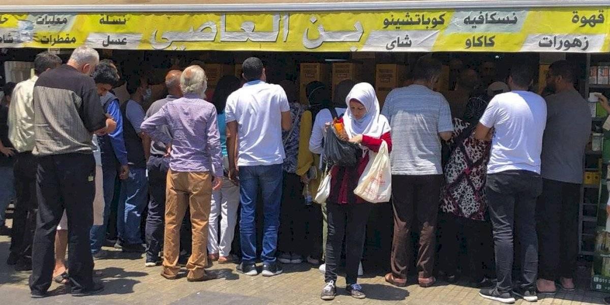 Primer ministro interino advierte Líbano se encamina a una explosión social