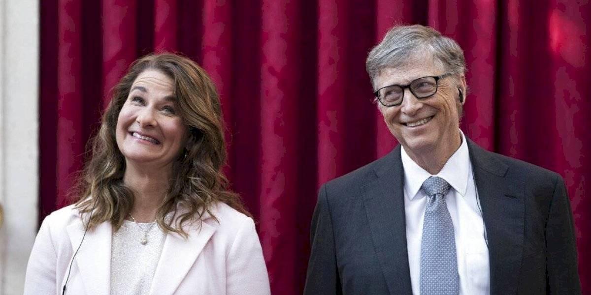 Bill y Melinda dirigirán la fundación Gates tras su divorcio
