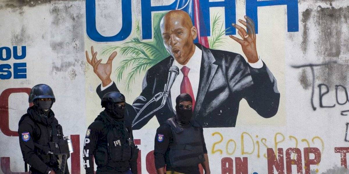 4 presuntos asesinos del presidente de Haití son baleados a muerte por policías