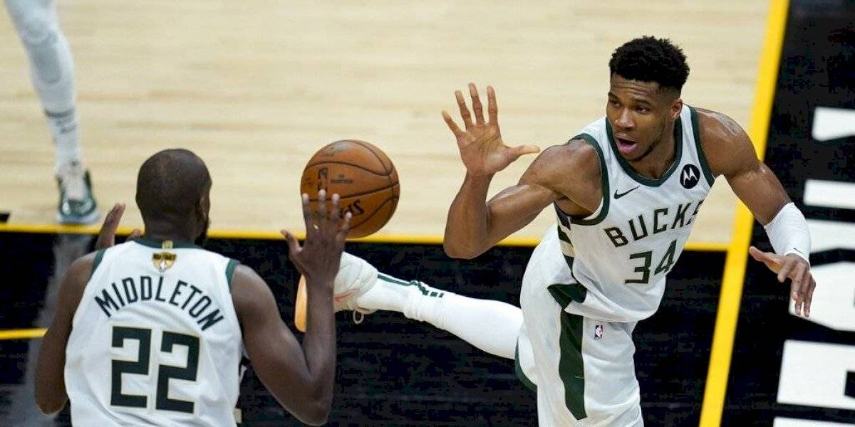 Los Bucks tienen que mejorar ante la solidez de los Suns