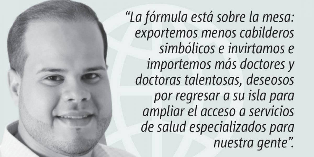 Opinión de Juan José Santiago: Necesitamos más héroes de la salud, no cabilderos