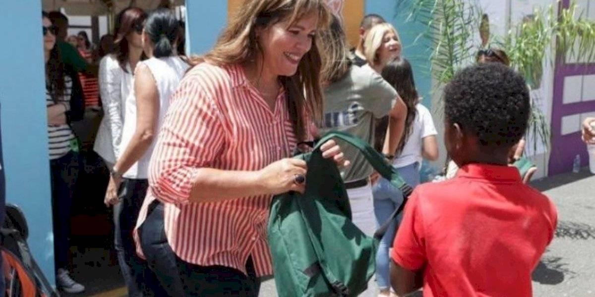 Lornna Soto entregará uniformes a estudiantes de Canóvanas vacunados contra el COVID-19