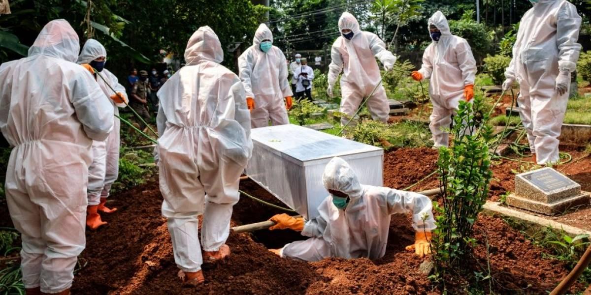 El mundo supera los 4 millones de muertos por Covid-19 de acuerdo con cifras de la OMS