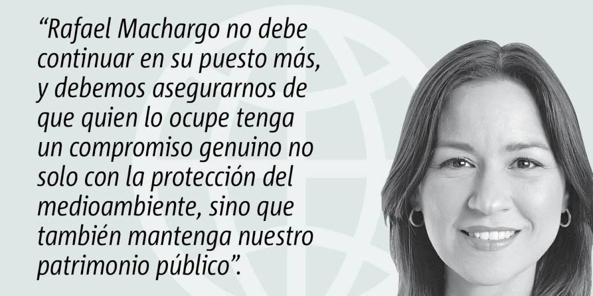 Opinión de Rosa Seguí: Desastre climático y ambiental