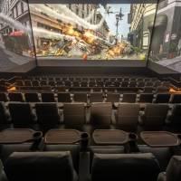 Caribbean Cinemas estrena la nueva sala ScreenX en Distrito VIP Cinemas