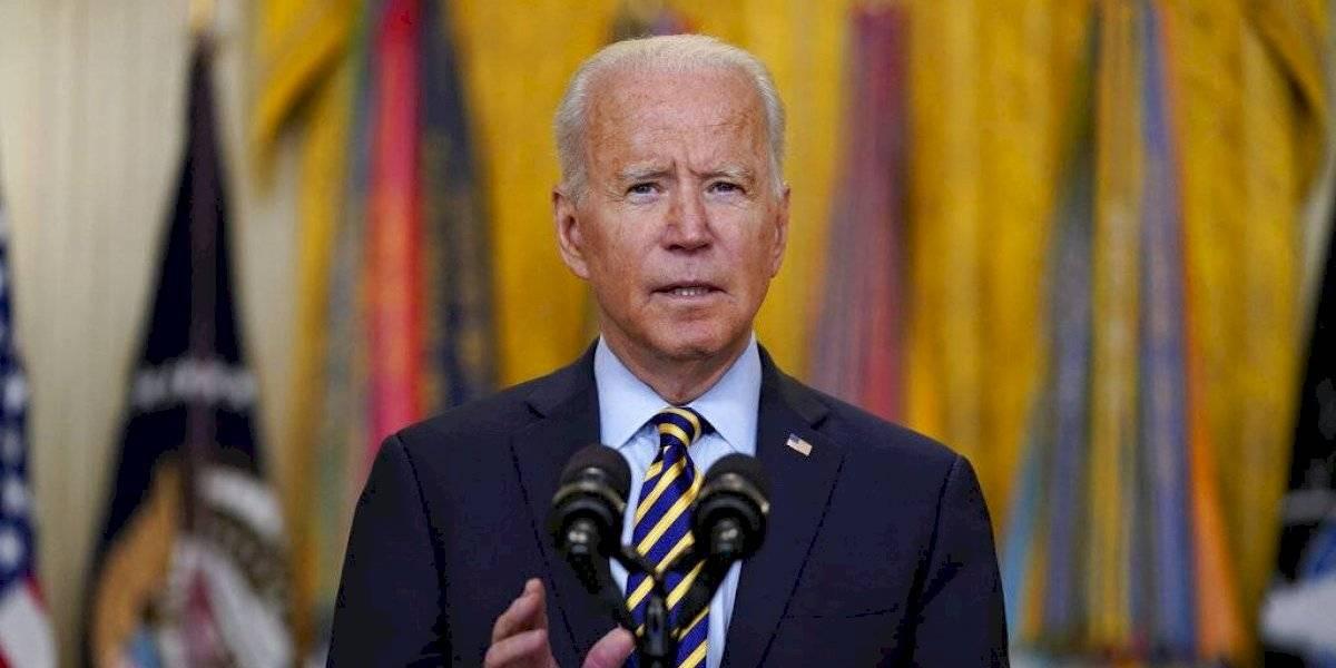 Biden anuncia salida de tropas estadounidenses de Afganistán el 31 de agosto