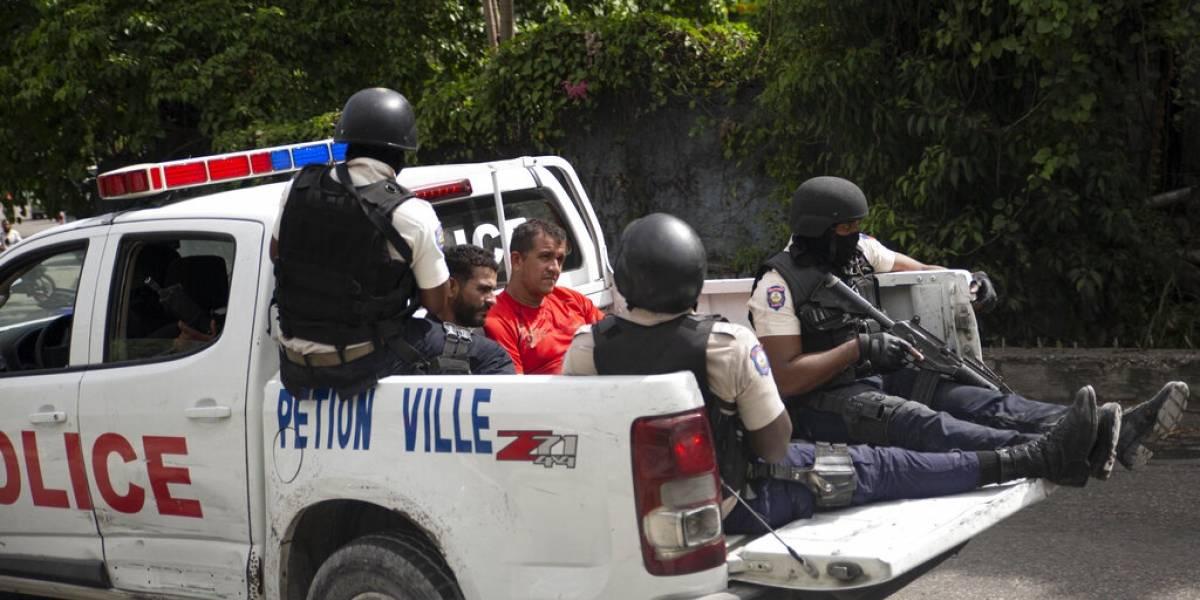 Arrestan a dos haitiano-estadounidenses por asesinato del presidente Jovenel Moïse