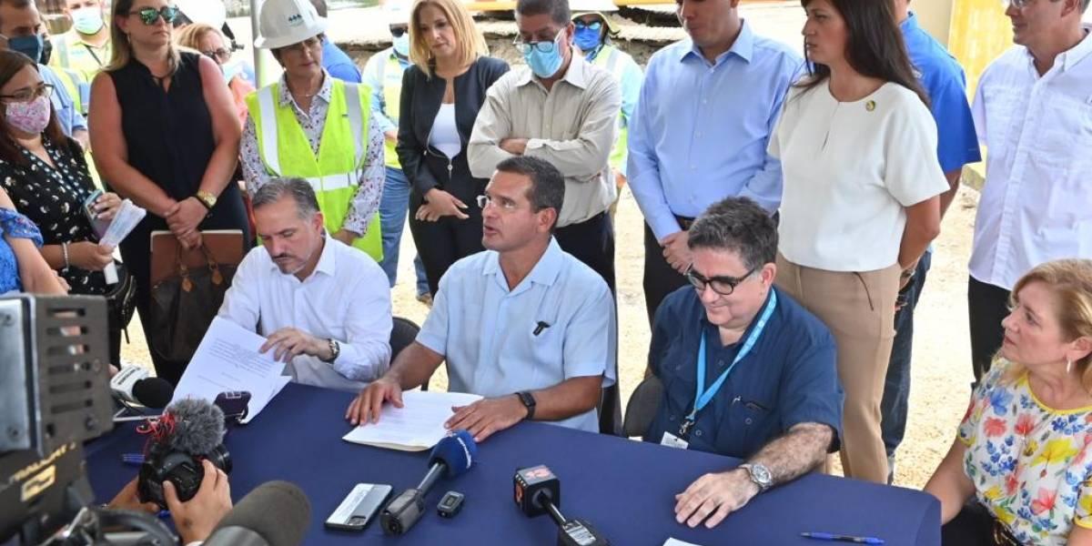 Pierluisi niega haber influido en el pedido de renuncia a Jorge Haddock como presidente de la UPR