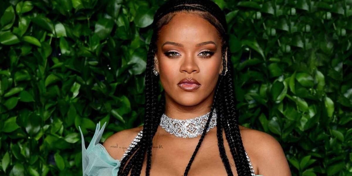 El lujoso sombrero de Rihanna para su cita con A$AP valorado en 500 dólares