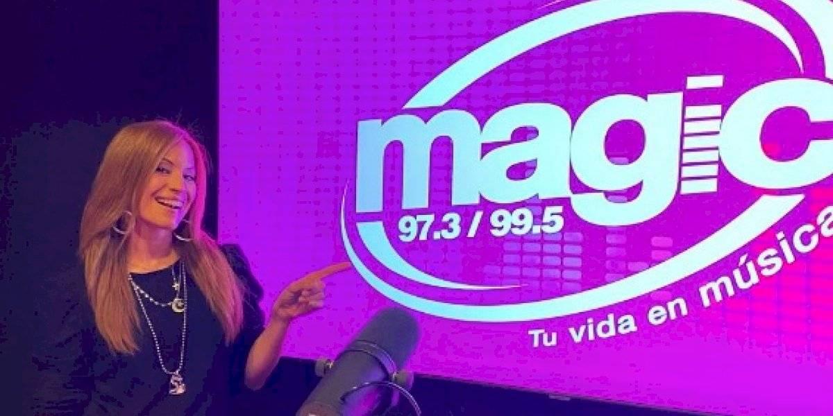 Yamaris Latorre se une a Magic 97.3 FM