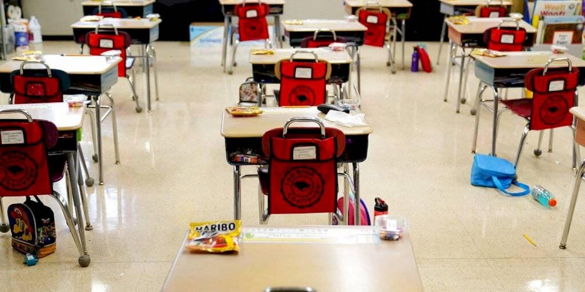 No serán necesarias las mascarillas en las escuelas de EE. UU.