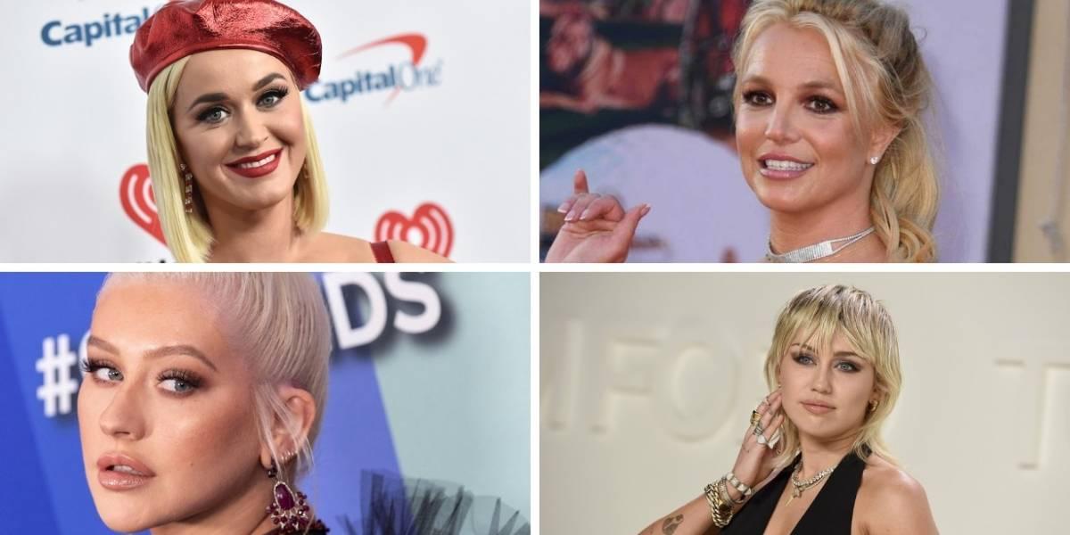 Miley Cyrus, Paris Hilton, Katy Perry, Mariah Carey y Christina Aguilera crean un fondo para liberar a Britney Spears
