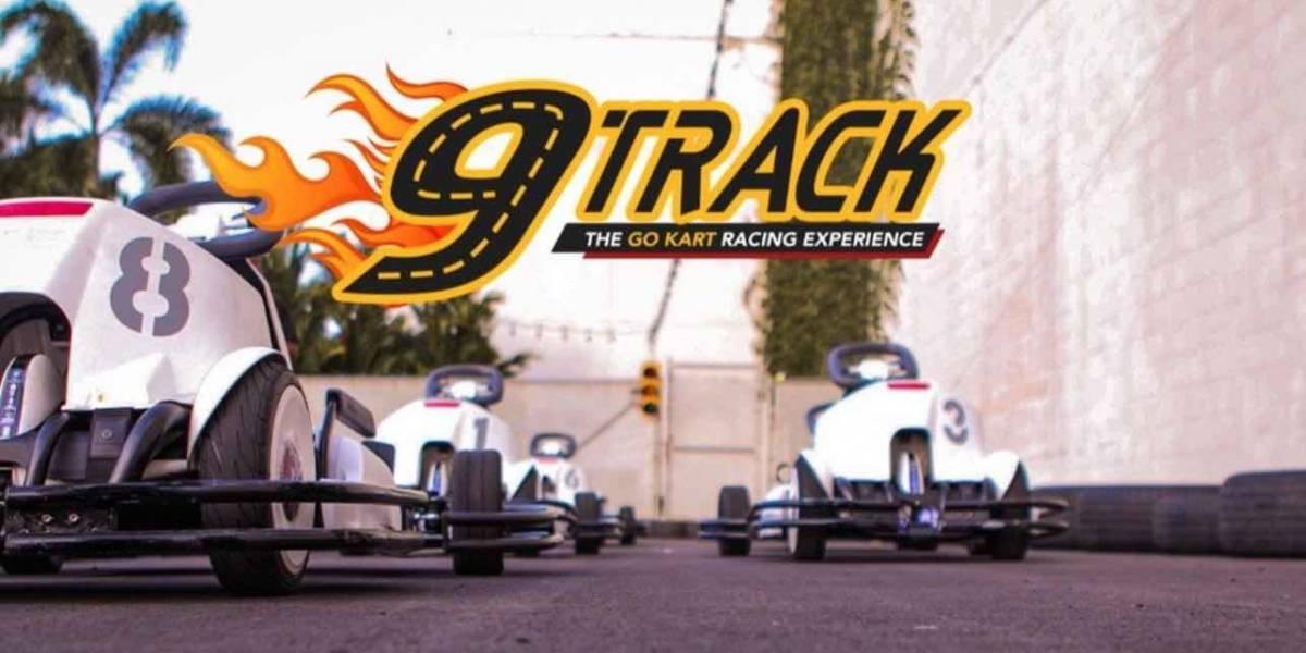Mall of San Juan inaugura pista de go-karts
