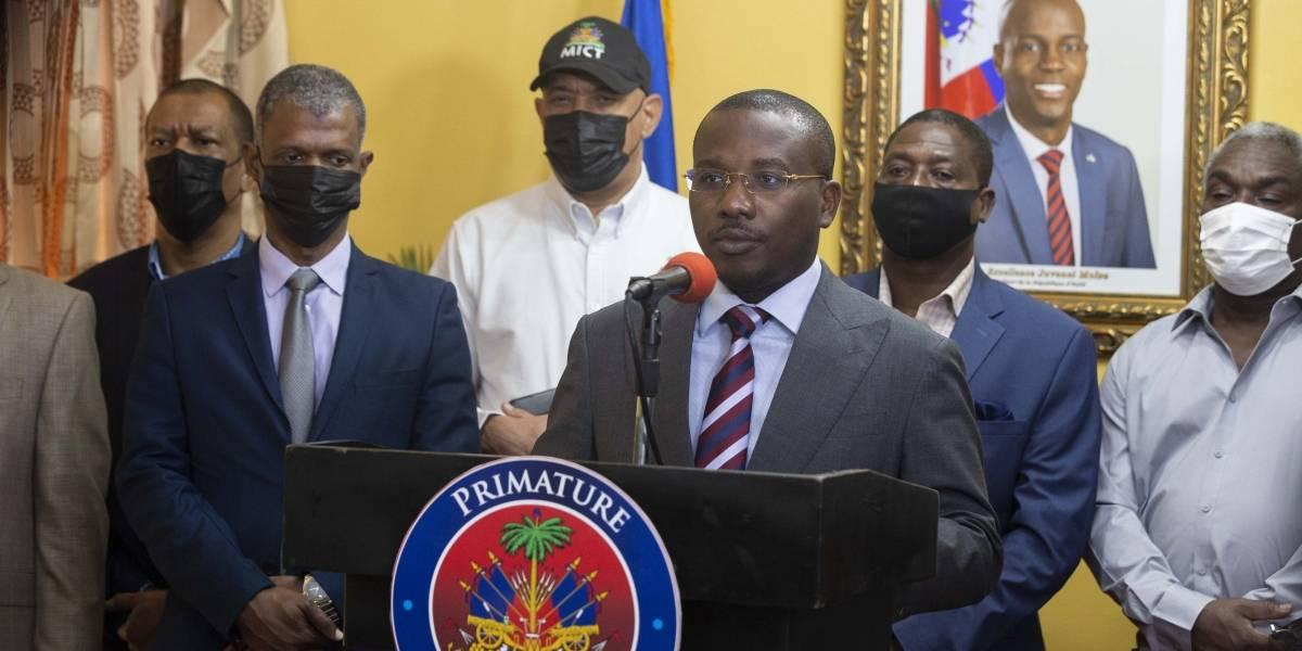 Gobierno interino de Haití pide tropas a Estados Unidos y la ONU
