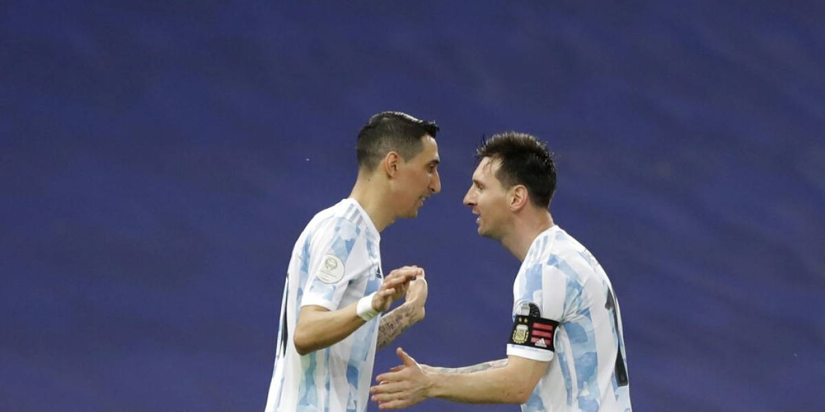 Argentina gana la Copa América frente a Brasil