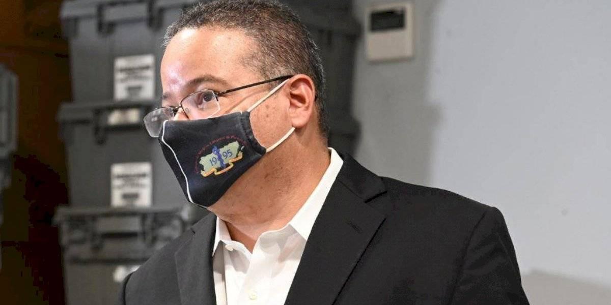 """Víctor Ramos sobre acuerdo para fondos de Medicaid: """"Hay que seguir intentando conseguir la paridad"""""""