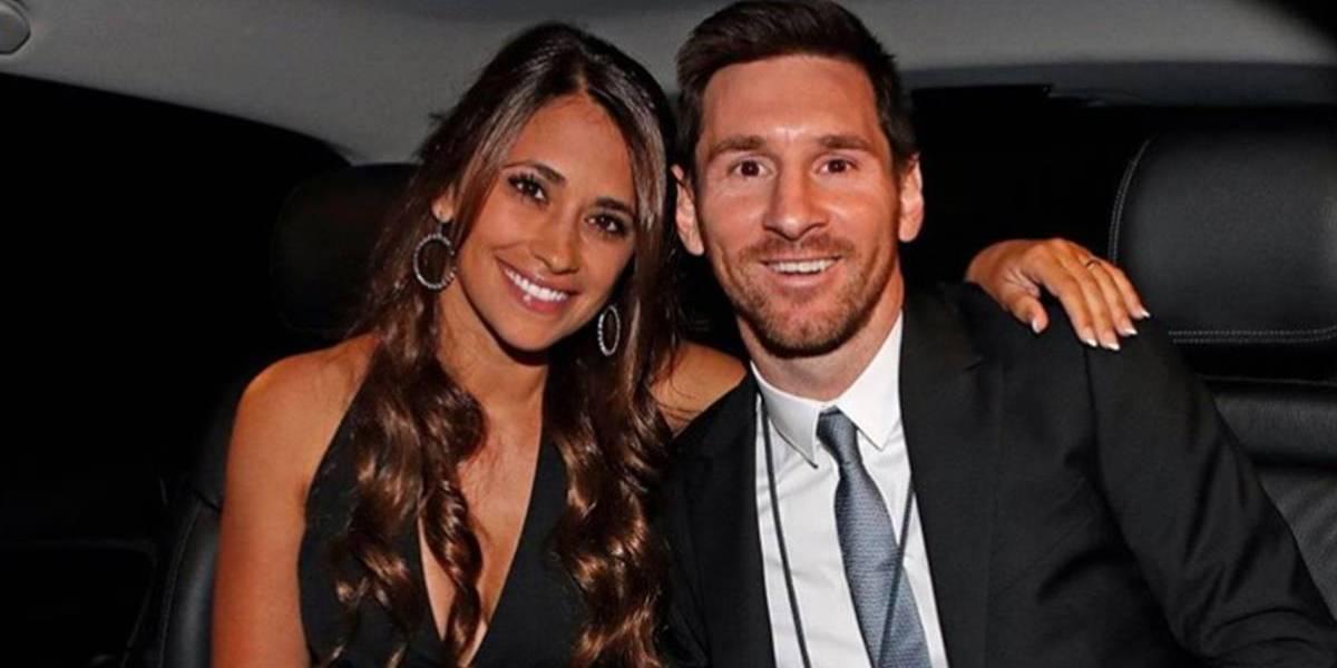 La tierna llamada de Messi a su esposa Antonella luego de ganar la Copa América