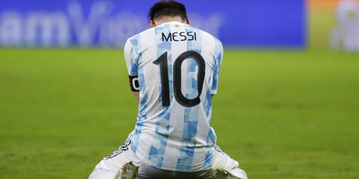 Messi, el genio incompleto que salda su deuda con Argentina