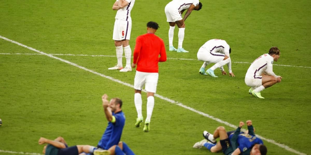 Italia gana la final de la Eurocopa 2020 ante Inglaterra