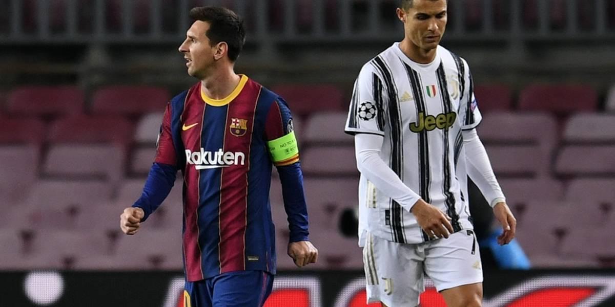 ¿Qué comparte Cristiano Ronaldo y Lionel Messi?