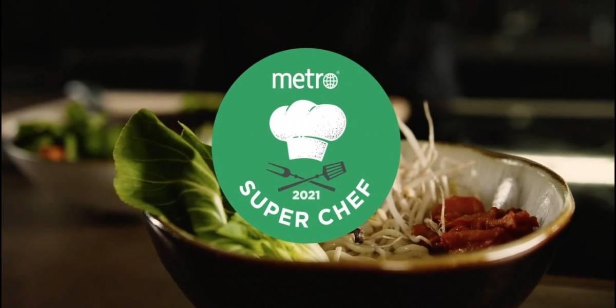 Metro Súper Chef ya cuenta con nuevo ganador