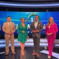 """Presentan el estudio de """"Las Noticias"""" de TeleOnce"""