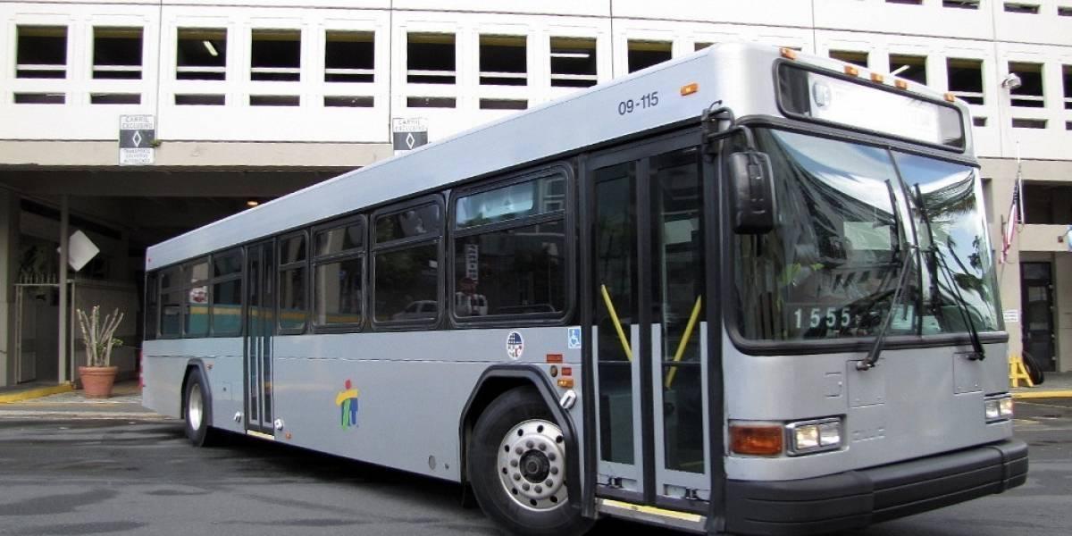 Gobernador anuncia inversión millonaria para la Autoridad Metropolitana de Autobuses