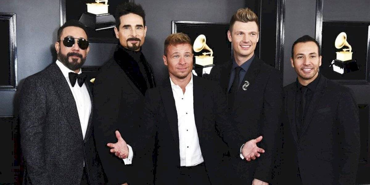 Backstreet Boys tendrá su residencia navideña en Las Vegas