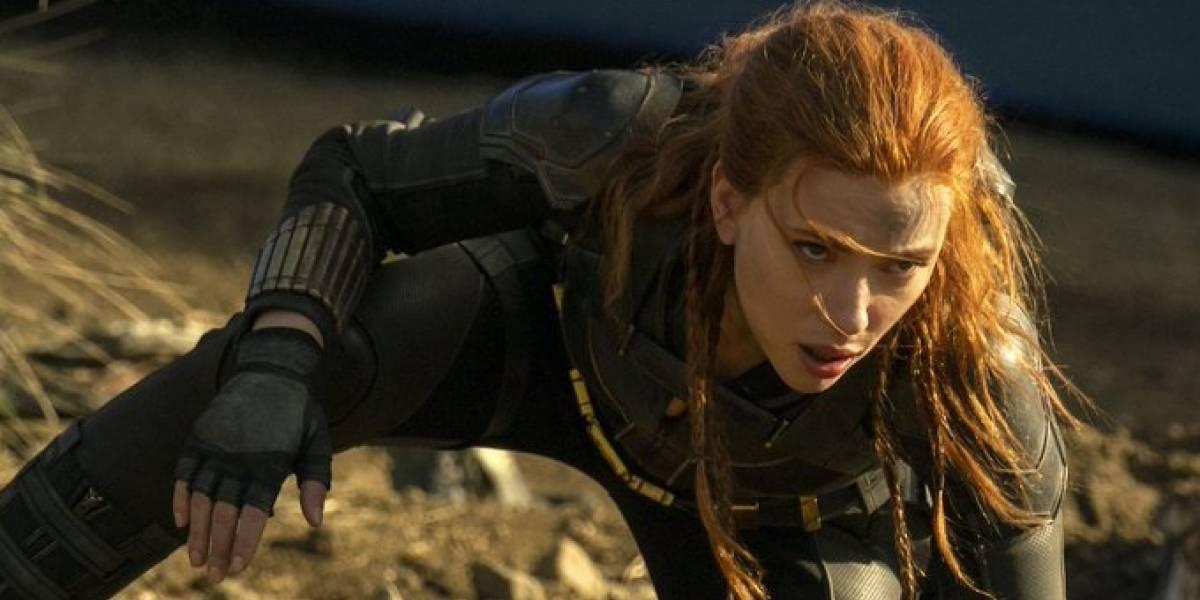 Black Widow rompe récord en taquilla durante su estreno