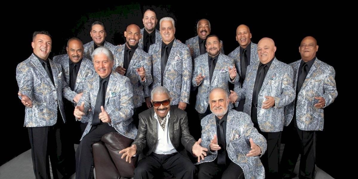 El Gran Combo de Puerto Rico se presentará en el Coca Cola Music Hall