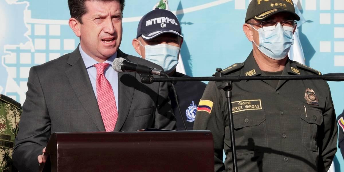 (Video) Investigan viajes del jefe de seguridad haitiano a Colombia y a países de la zona