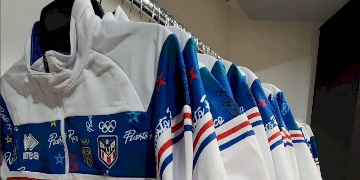 Anuncian venta de uniformes olímpicos de la delegación de Puerto Rico